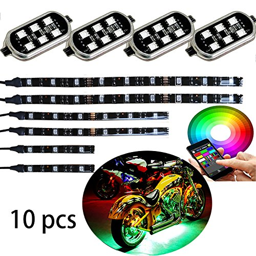 Led Light Kits For Motorbikes in US - 8