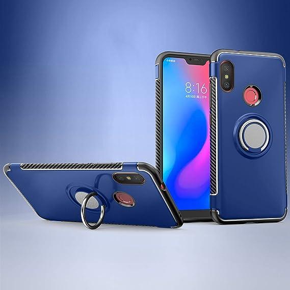 Amazon com: Case for Xiaomi Mi A2 Lite, GUANHAO Soft TPU +