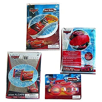 Amazon Com Great Disney Cars Outdoor Fun Activities For Boys Summer