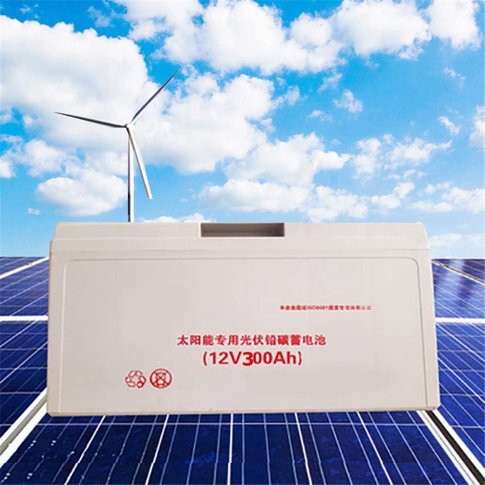 Batería de alta potencia de carbono, 12 V, 100 Ah, 200 Ah, 300 Ah, 400 Ah, batería recargable