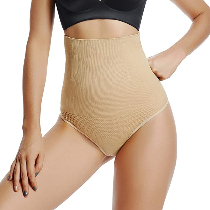 fe2f8c8ab Sexy Thong Shapewear for Women Waist Cincher Girdle Tummy Control Panty
