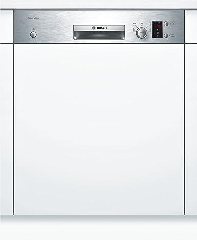 Bosch serie 6 - Lavavajillas integrable 60cm smi57m25eu clase de ...