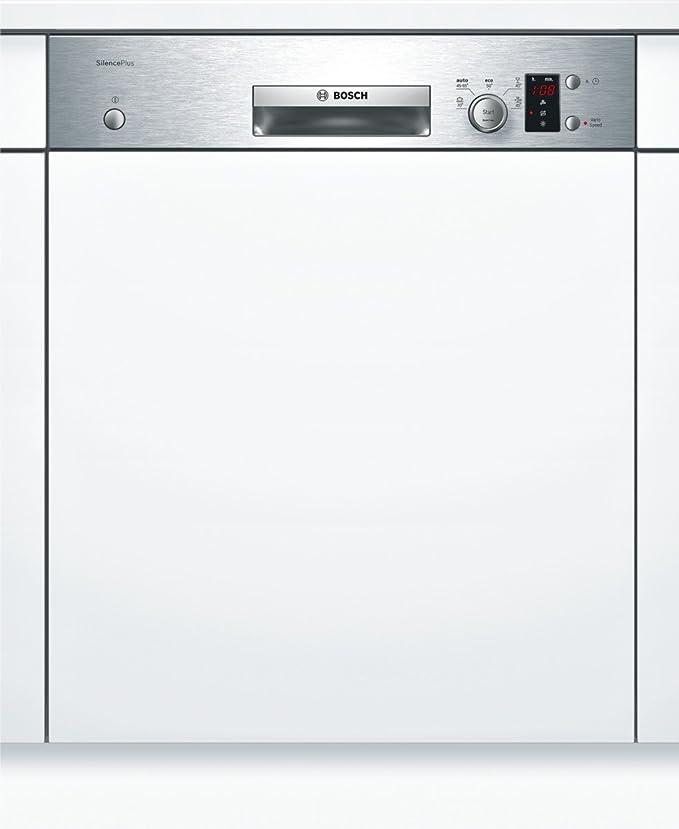 Bosch serie 6 - Lavavajillas integrable 60cm smi57m25eu ...