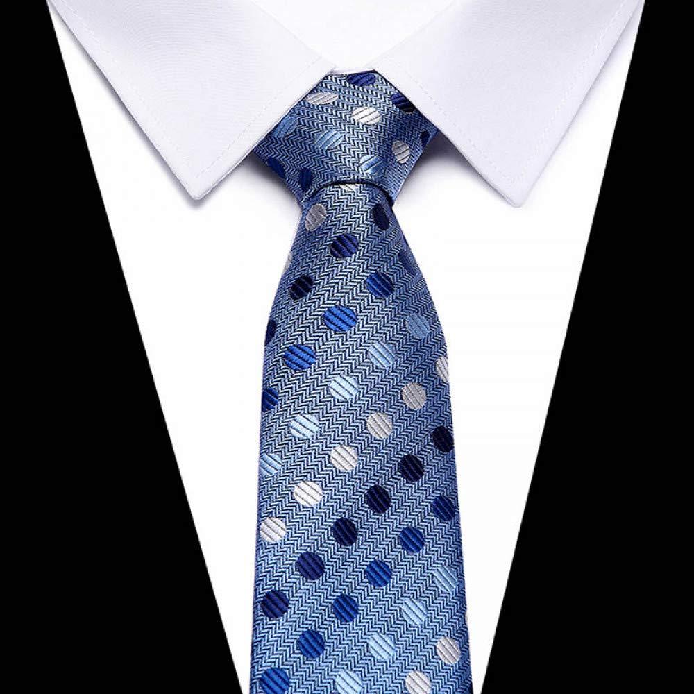 ZHENZHIA - Corbata de Seda para Hombre, 145 x 8 cm, diseño de ...