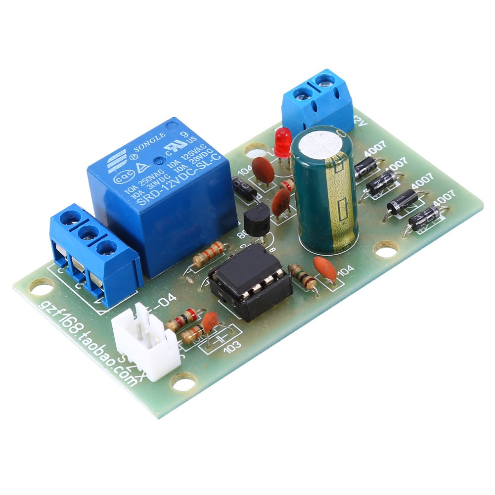 Yosoo Liquid Level Controller Sensor Module DIY Kits Water Level Detection Sensor Pressure 12V