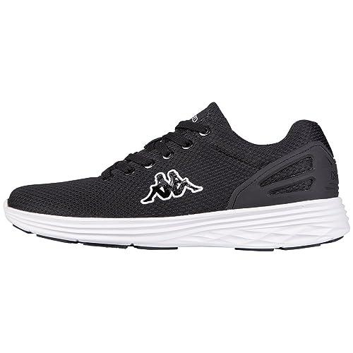 Kappa Trust Footwear Unisex - Zapatilla Deportiva de Material sintético Unisex Adulto, Color Azul, Talla 38