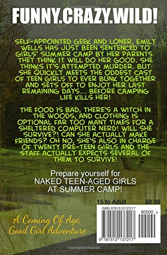Confirm. All naked teenage girls camping confirm. was