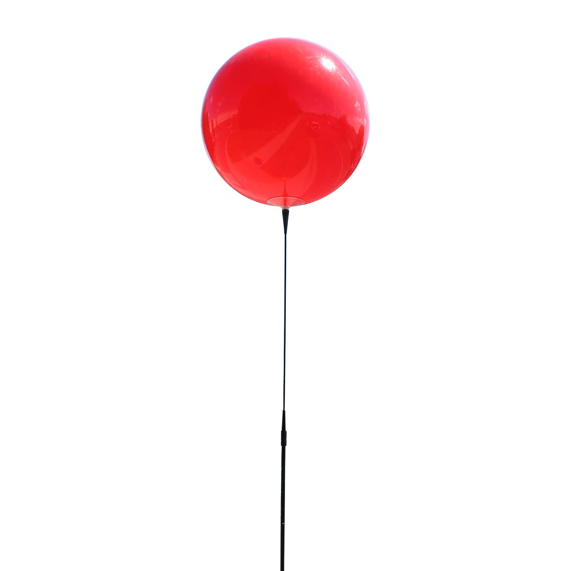 Mega Balloon Weatherproof Reusable 30'' Helium Free