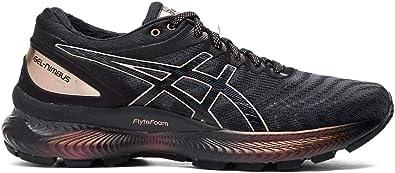 ASICS Gel-Nimbus 22 Platinum Zapatillas de correr para mujer: Amazon.es: Zapatos y complementos