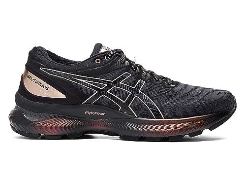 ASICS Gel-Nimbus 22 Platinum Zapatillas de Correr para Mujer ...