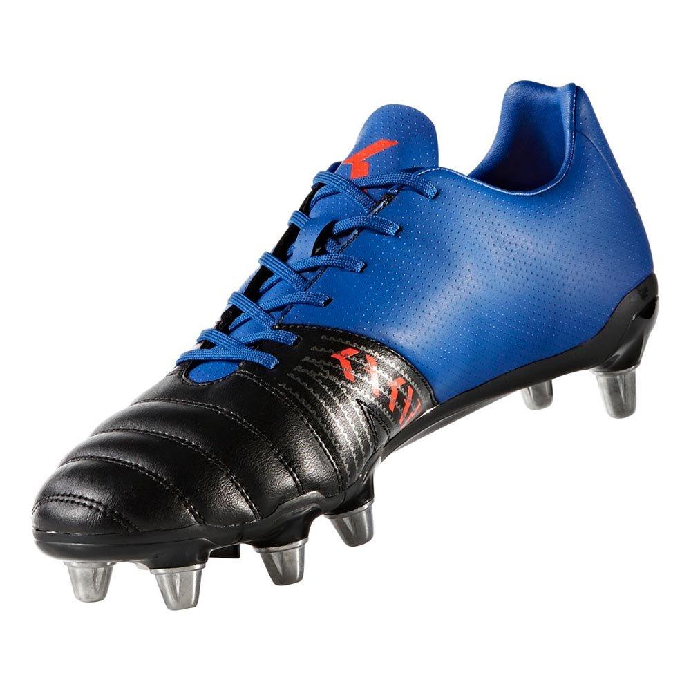 Adidas Kakari SG, Zapatillas de Rugby para Hombre 15 Azul