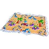 Fareto Newborn Baby Lacy Muslin Godari, Cradle Bed, Baby Bed (Multicolored)(0-6 Months)(Size: L-28 Inchs, B-19 Inchs)(Pack of 1)