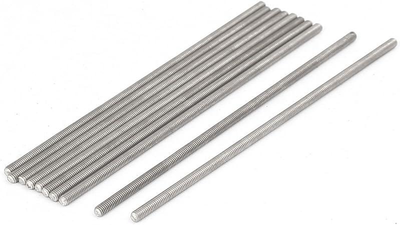 "50 Pcs 10-32 x 2.0/"" Long Nylon 66 Threaded Rods Stud RH"