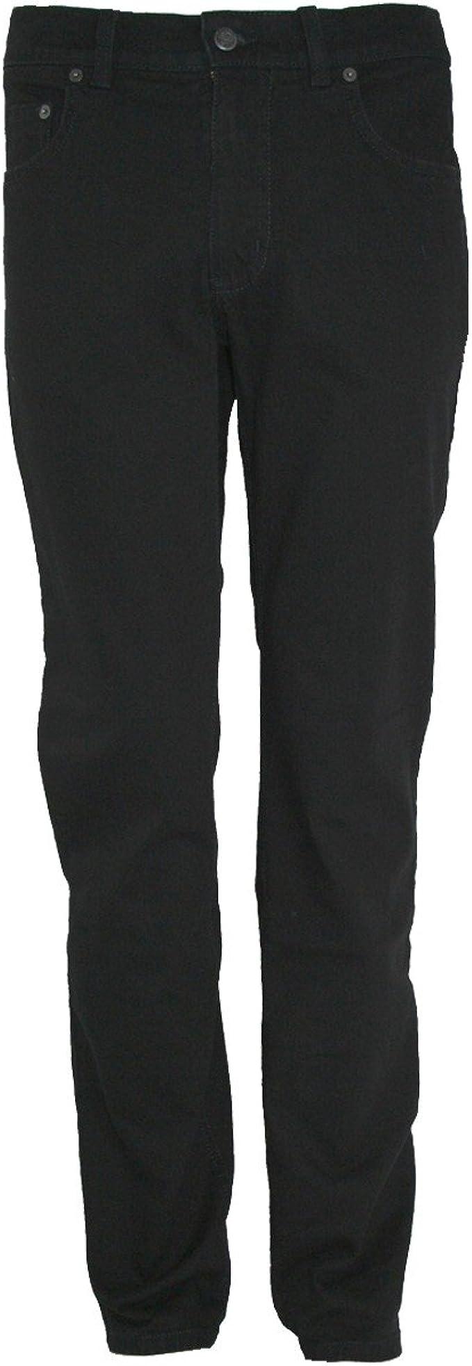 Jeans Manufaktur Edition PIONEER RON premium black Herren Denim 1184 9491.11