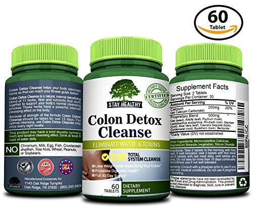 EXTREME Colon Cleanse Digestive System product image