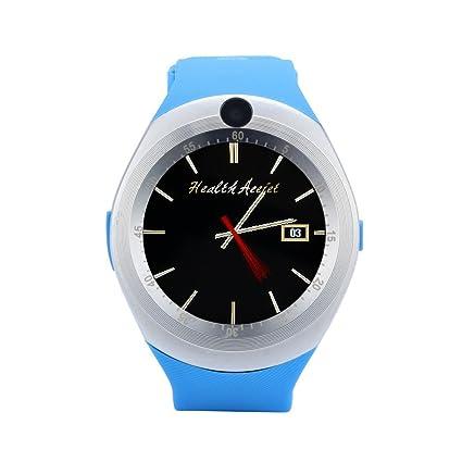 Cebbay Reloj Inteligente Correa Impermeable de Bluetooth 3.0 TPU Podómetro Reloj Deportivo Pulsera Inteligente Reloj led