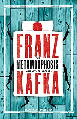 La metamorfosis y otros Stories, portada del libro