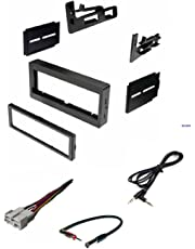 in dash mounting kits amazon Light Switch Wiring Schematic car stereo dash kit wire harness antenna adapter for installing a radio for some