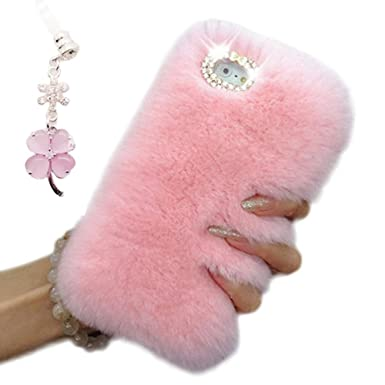 fluffy phone case iphone 6