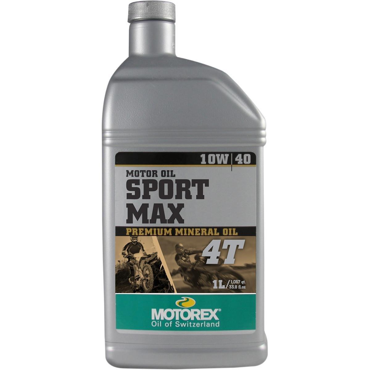 Motorex Sport Max 4T 113860