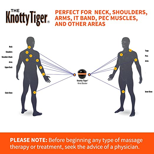 Amazon Tiger Tail Knotty Tiger 3 Deep Tissue Trigger Point