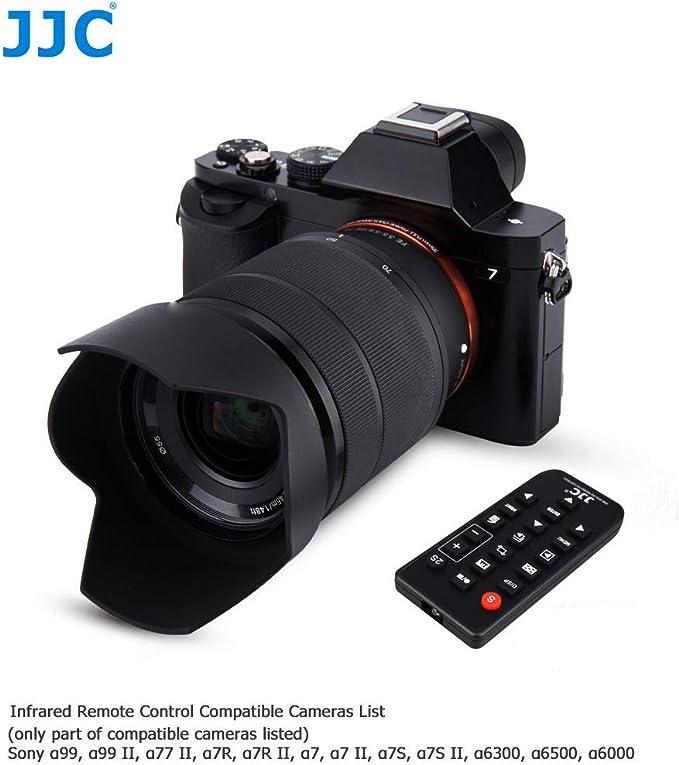 Jjc Wireless Ir Remote Shutter Release For Sony Alpha Elektronik