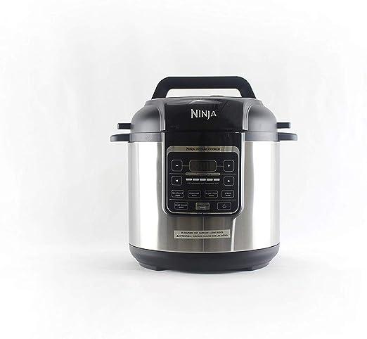Amazon.com: Ninja Instant, (PC101) 1000-Watt Pressure, Multi ...