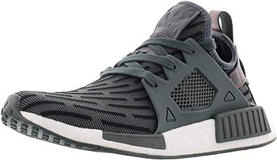 | adidas Womens NMD_XR1 Primeknit Casual Sneakers