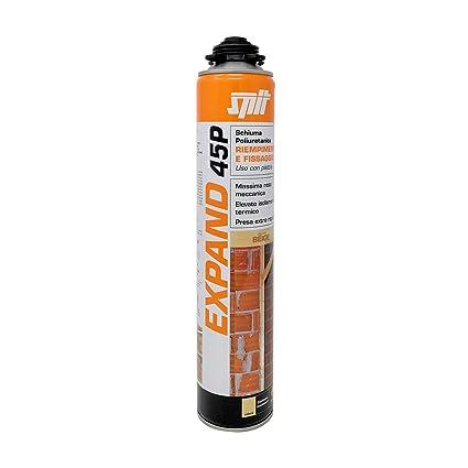 Spit - Espuma de poliuretano universal para pistola, 750 ml, aislante acústico