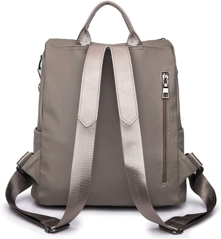Nylon Casual Shoulder Bag /& Handbags for Travel Work Black01 Backpack for Women