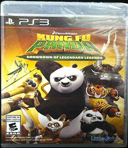 Kung Fu Panda: Showdown of Legendary Legends – PlayStation 3