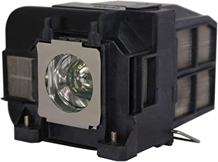 Original Osram Projector Lamp Replacement for Epson EB-4550 Bulb Only