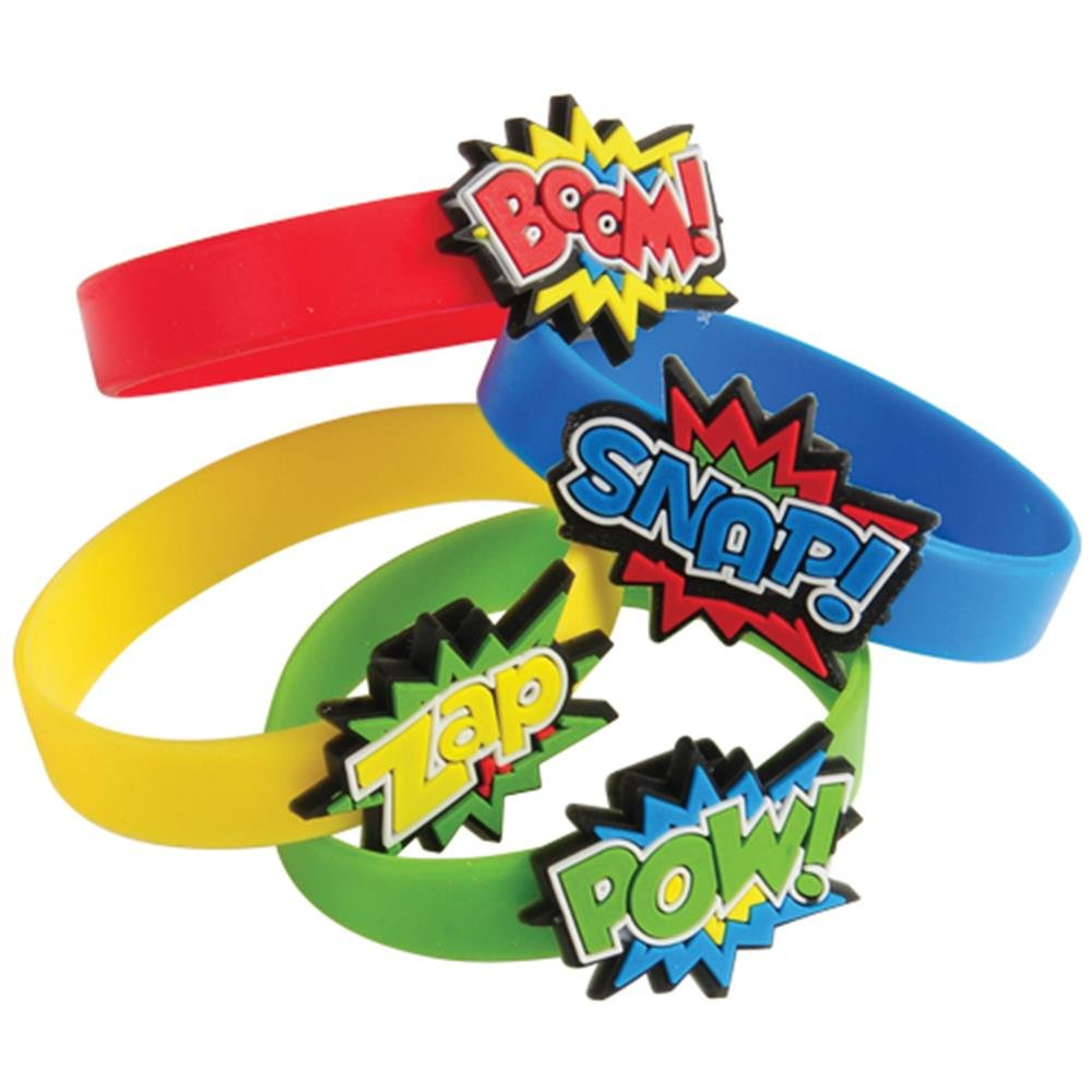 U.S. Toy JA833 Childrens Pretend Play Bracelets, Multi-Colored, One Size StealStreet (Home) SS-UST-JA833