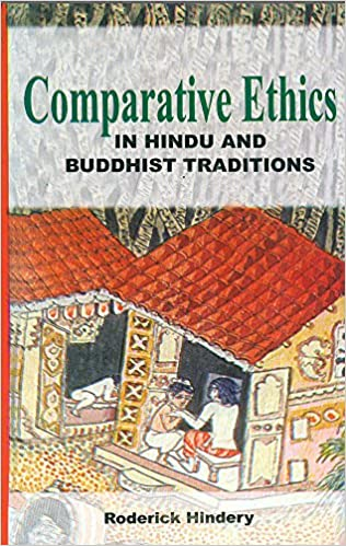 Hindery Comparative Ethics cover art