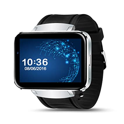 elk-pace Lemfo LEM4 2.2 inch big Screen Smart Watch android smartwatch relogio reloj inteligente