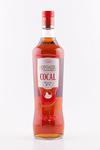 Ron Miel Cocal 1L (AbV: 30%): Amazon.es: Alimentación y bebidas