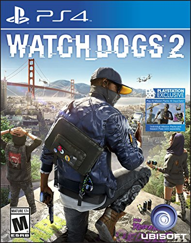 Watch Dogs 2 PlayStation 4 product image