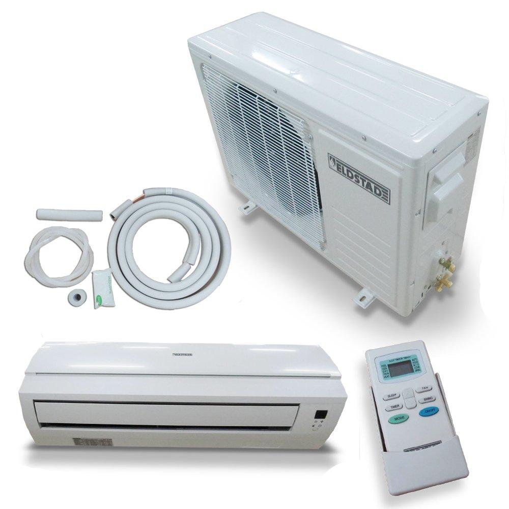 Split Klimaanlage 12000 BTU Klimagerät Luftkühler Kühlen + Heizen ...