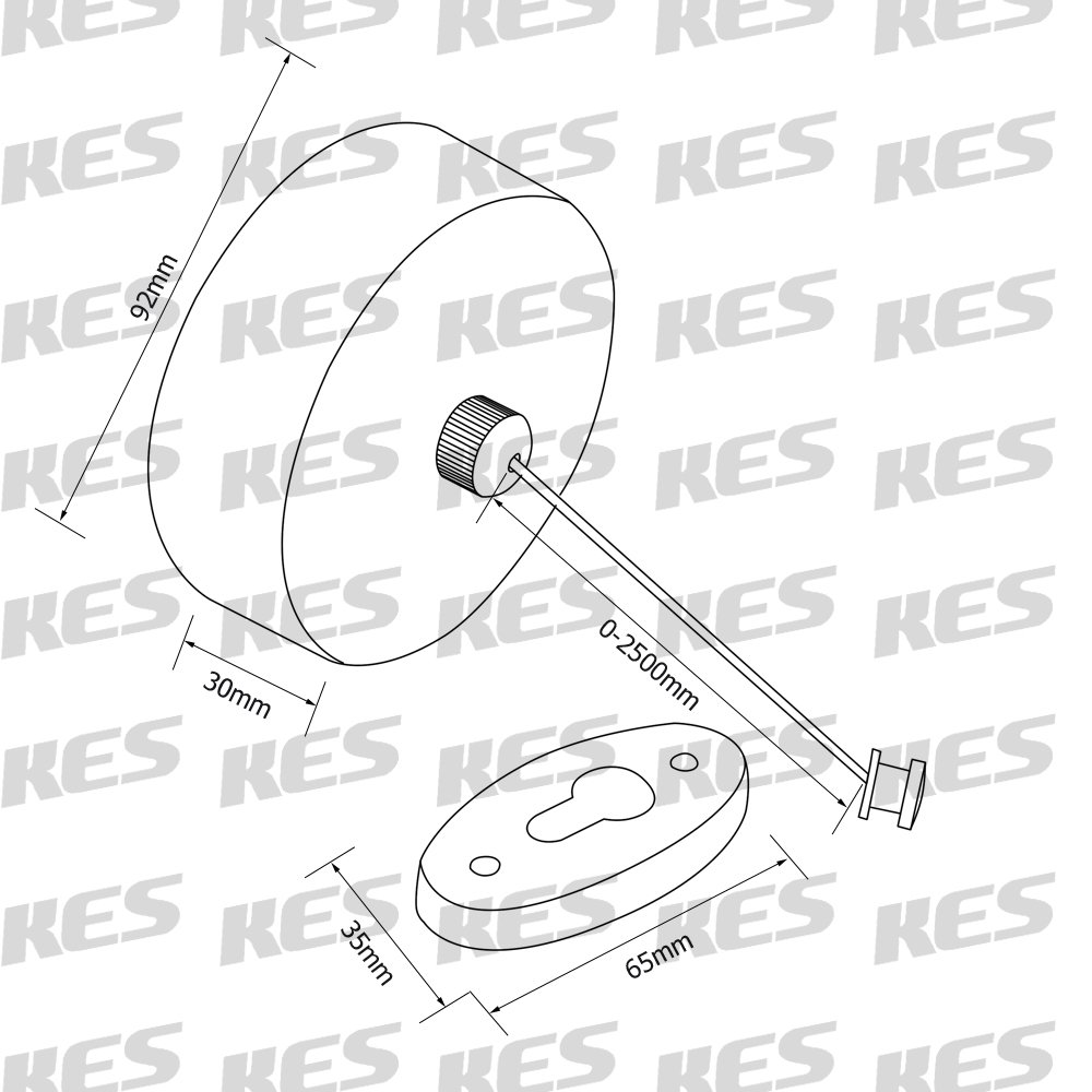 Kes Bcl200 Sus304 Stainless Steel Retractable Trailer Wiring Diagram Clothesline Clothes Dryer With Adjustable Braided Nylon String Hotel Style Polished Home