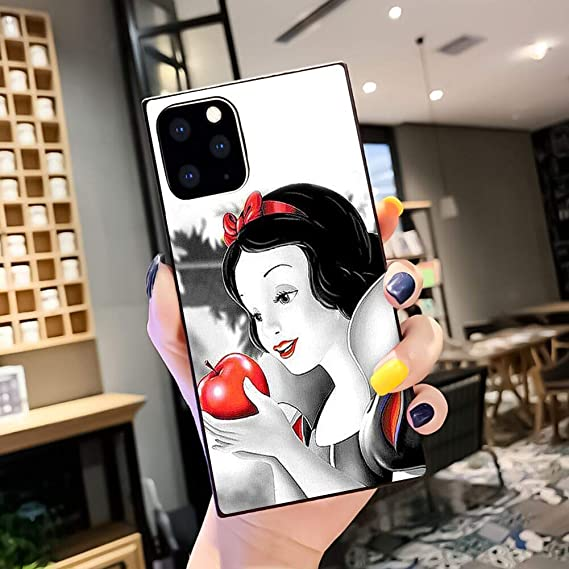 Disney Snow White and Blue Bird iphone case