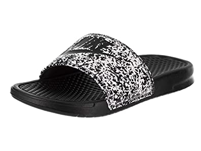 It Benassi Nike Print Slide Just Do White9 Men's OPZuTkXlwi