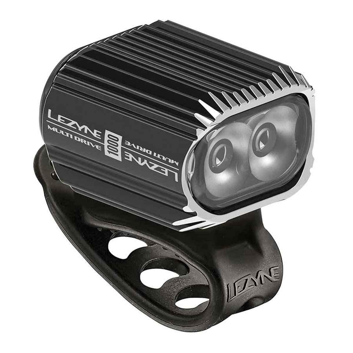 Lezyne 1-led-27 F-v104 Beleuchtung Fahrrad Unisex Erwachsene, schwarz hi Gloss