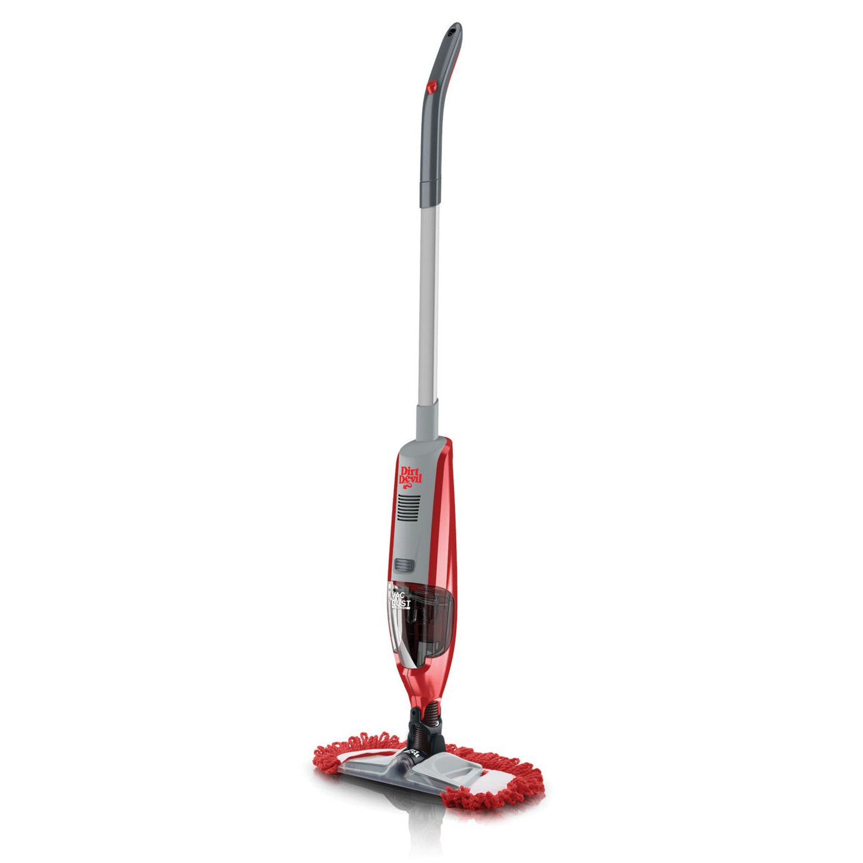Dirt Devil BD21005u Vac+Dust 10.8V Cordless Bagless Vacuum with Swipes Microfiber Scrubbing Pad