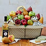 Legacy Cheese Basket - The Fruit Company