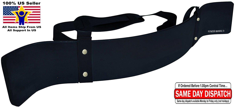 Heavy Duty Arm Blaster, Bicep Arm Blaster Biceps Isolator, Black Arm Blasters Fitness Gym