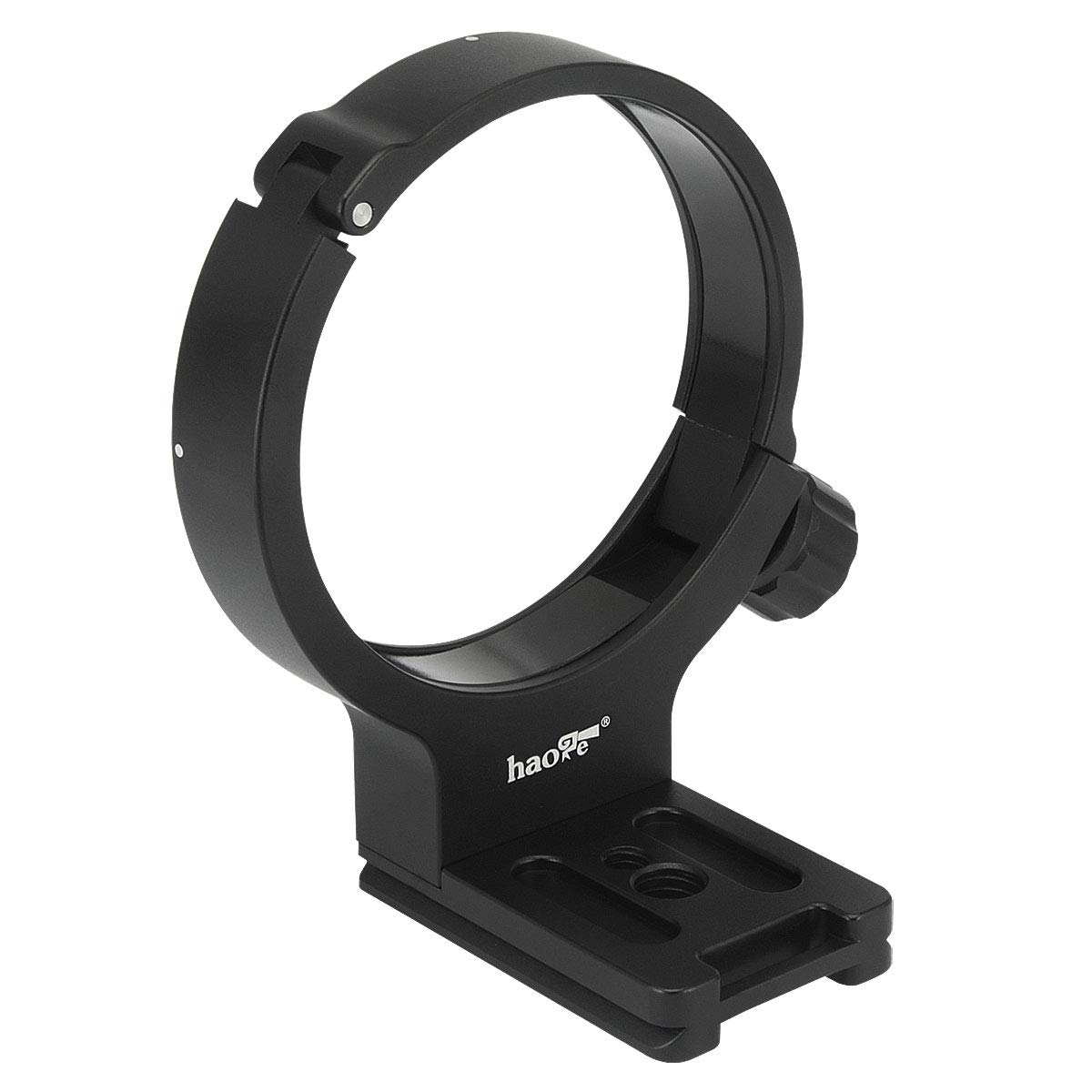 Haoge LMR-TL721 Lens Collar Replacement Foot Tripod Mount Ring Stand Base for Tamron 70-210mm f4 Di VC USD A034 Lens Built-in Arca Type Quick Release Plate Replace Tamron A034TM by Haoge