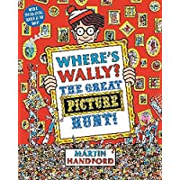 Handford, M: Where's Wally? The Great Picture Hunt
