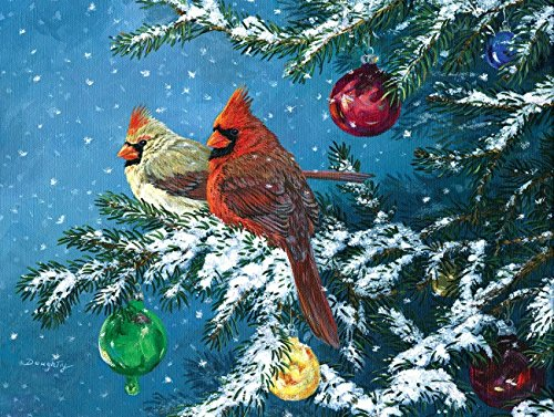 Natural Ornaments 300 Piece Jigsaw Puzzle by SunsOut