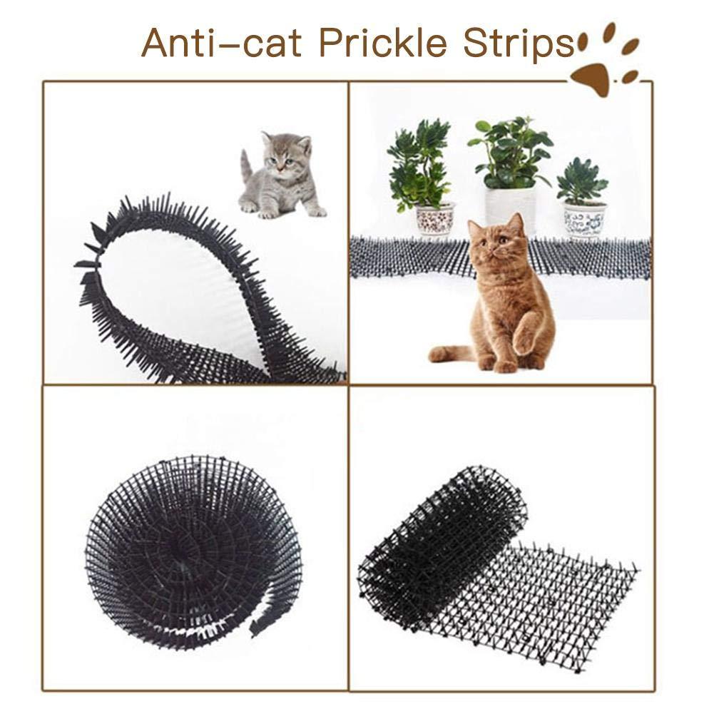 Cat Scat Spike Mat, Cinturones De Espina Anti-gato ...