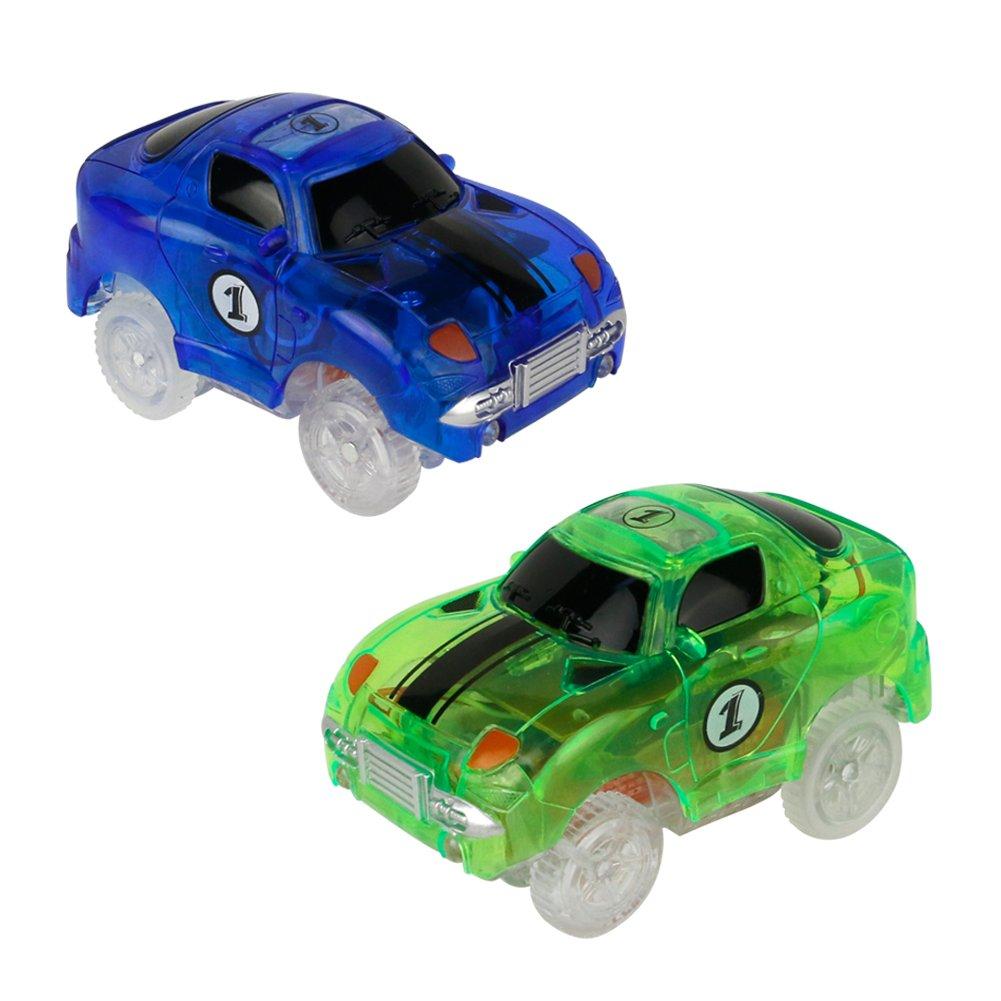 Circuito Coches Niños Track Race Car Vehículo Tracks Coches Pista Coches para Niños de 3 Años(Not Incluye Pistas) CF
